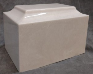 White Cultured Marble Large Urn $210.00 XL $300.00
