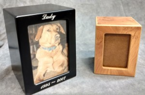 Photo Urn MDF XL $129Large $89Small $69